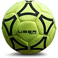 Uber Soccer Indoor Felt Soccer Ball - Sizes 3, 4, and 5 -...