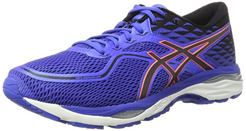 Asics Running Purple Cumulus 19 Black Donna Gel Blu Scarpe Blue Coral Flash rw8Oyrpx