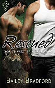 Rescued (Southwestern Shifters Series Book 1)