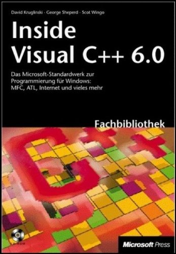 Inside Visual C++ 6.0, m. CD-ROM