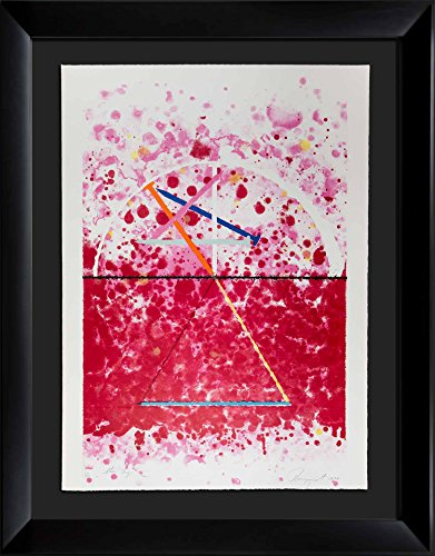 James Rosenquist (1933 - ) Original Hand Signed Etching |Universal Star Leg 1974 | SIGNED IN PENCIL | ARTdocs Registered Documentation + ARTsure
