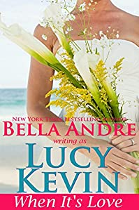 When It's Love by Lucy Kevin ebook deal
