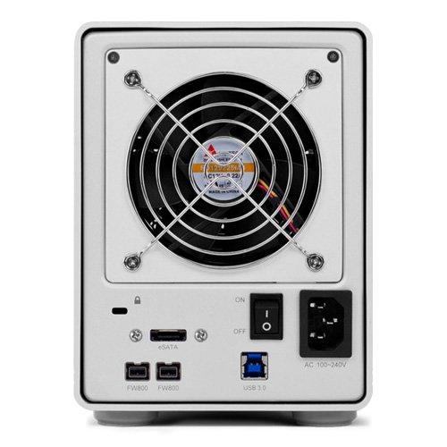 OWC Mercury Elite Pro Qx2 4-Bay Desktop RAID Enclosure by OWC (Image #2)