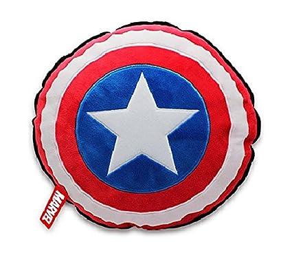 Close Up Cojín Decorativo Marvel - Escudo del Capitán ...