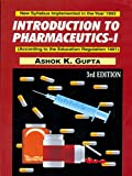 Introduction to Pharmaceutics, Vol. I