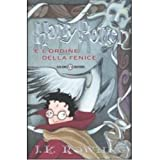 Image of Harry Potter e l'Ordine della Fenice (Italian edition of 'Harry Potter and the Order of Phoenix')