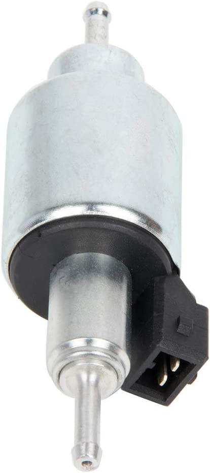 TUPARTS Car Air Diesel Parking Oil Fuel Pump for Universal Diesel Parking Heater 12V 1-5KW