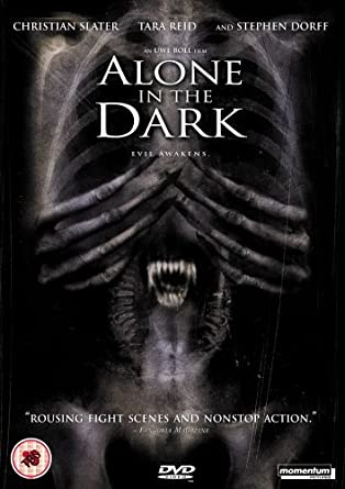 Amazon Com Alone In The Dark Movies Tv
