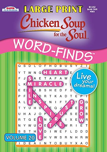 Chicken Word Finds Puzzle Book Word Search product image