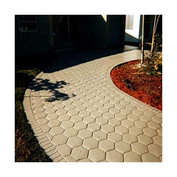 XiaoOu-Stampo-per-pavimentazione-Walk-Maker-Riutilizzabile-Concrete-Path-Maker-Stampi-Stepping-Stone-Paver-Stampi-per-pavimentazione-Fai-da-Te-per-Prato-Patio-Giardino-da-Giardino-1-pz