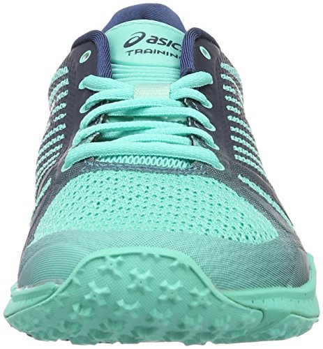 Asics Fuzex Tr, Zapatillas de Running para Mujer Turquesa (türkis/grau)
