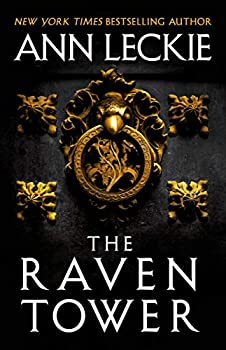 The Raven Tower by Ann Leckie fantasy book reviews