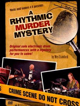 Rhythm Murder Mystery DVD