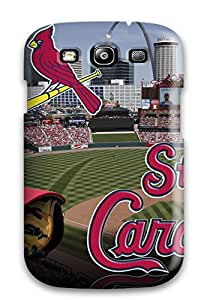 Leana Buky Zittlau's Shop 9112361K551577447 st_ louis cardinals MLB Sports & Colleges best Samsung Galaxy S3 cases