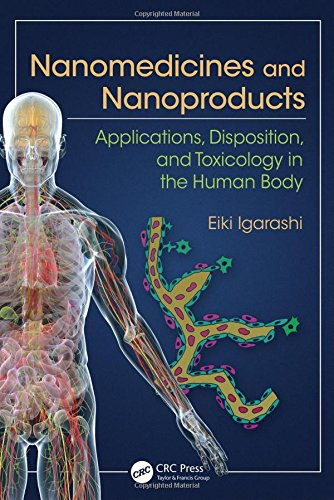 Nanomedicines And Nanoproducts  Applications  Disposition  And Toxicology In The Human Body