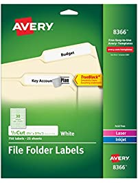 Office Labels & Stickers | Amazon.com | Office & School Supplies ...