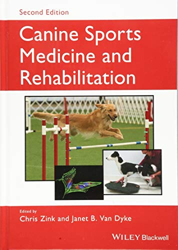 Canine Sports Medicine and Rehabilitation ()