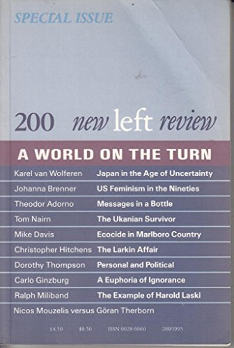 A World On The Turn: New Left Review 200