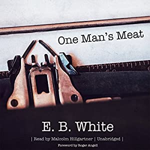 One Man's Meat Audiobook