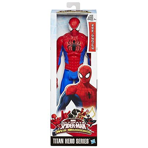 Marvel Spider-Man Titan Hero Series Spider-Man 12-Inch Figure