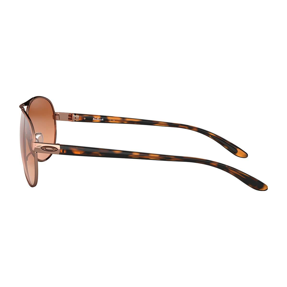 92fbcff3d6 Amazon.com  Oakley Women s Metal Woman Sunglass Polarized Aviator ...
