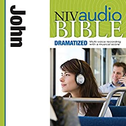 NIV Audio Bible, Dramatized: John