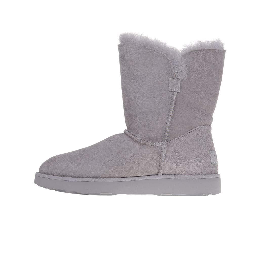 a9a9efb51fc UGG - Classic Cuff Short Boots - Seal (Light Grey)