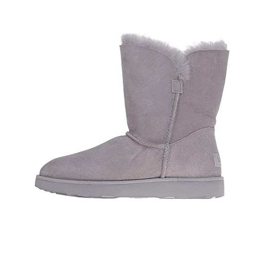 it Grigio Short Ugg® Stivali E Amazon Cuff Donna Classic Sport 7qBXw0