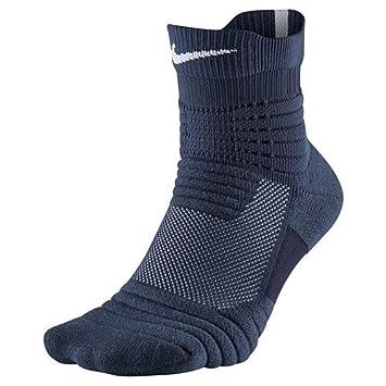 Nike U Nk ELT Versa Mid Calcetines, Hombre, Azul Midnight Navy/White, M: Amazon.es: Deportes y aire libre