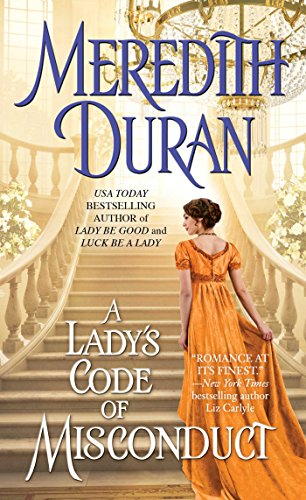 book cover of A Lady\'s Code of Misconduct