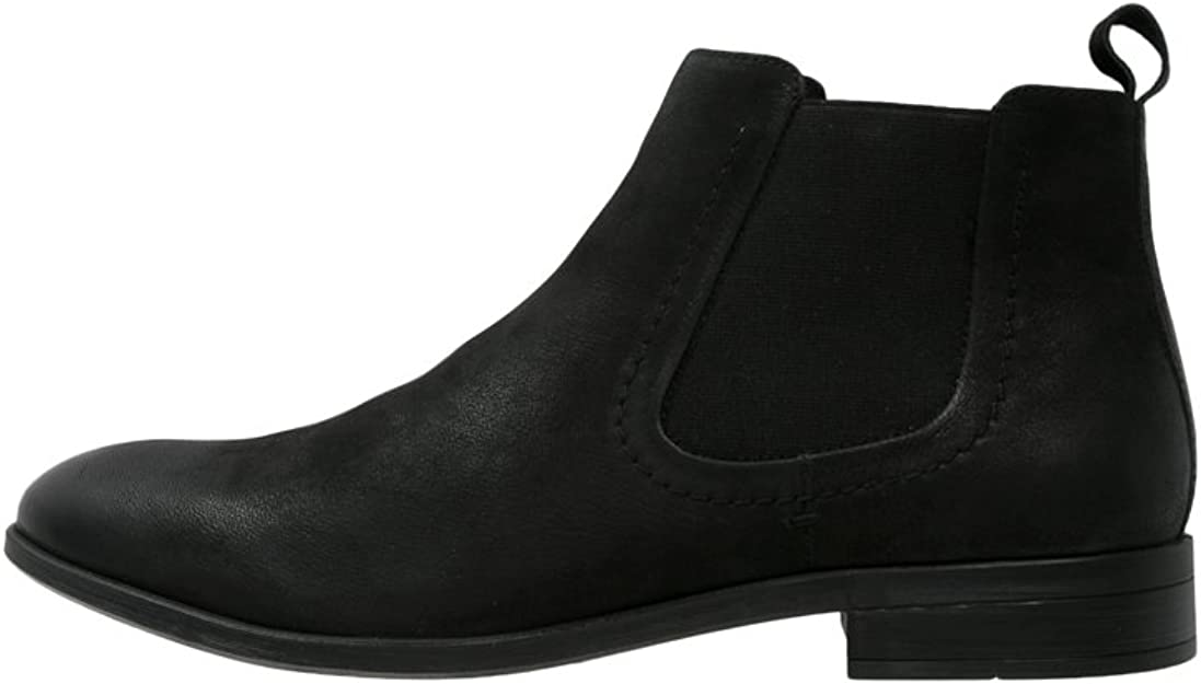 bottines noir homme pier one