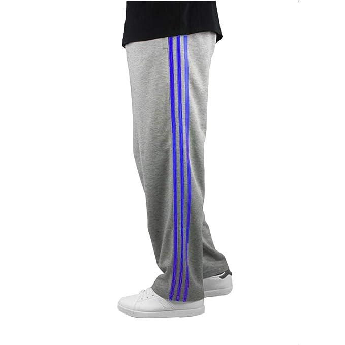 fuxinhe Pantalones Largos de Hombre Deportivos,Hombre Pantalones ...
