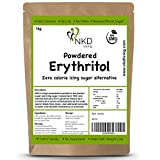 Powdered Erythritol - Zero Calorie Icing Sugar 1kg