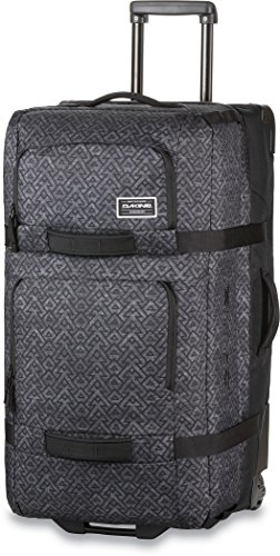 Access Rolling Backpack (Dakine - Unisex Split Roller Luggage Bag - Durable Construction - Split-Wing Collapsible Brace Level - Exterior Quick Access Pockets (Stacked, 85L))