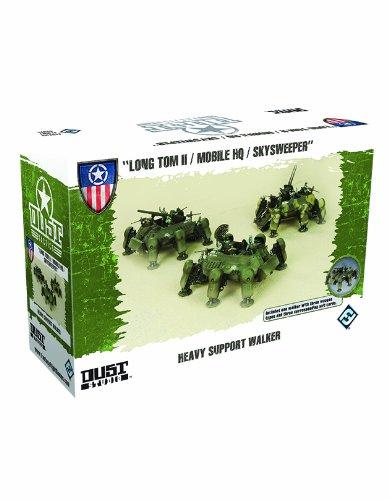 Dust Tactics: Allied Heavy Support Walker
