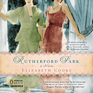 Rutherford Park Audiobook