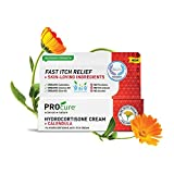 Product review for PROCURE Hydrocortisone Cream with Calendula, 1 oz