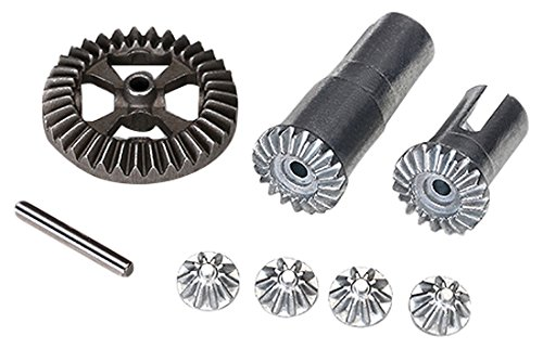 Traxxas 7579X Gear set differential metal (Metal Differential Gear)