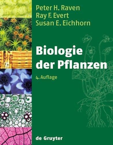 Biologie der Pflanzen (German Edition)