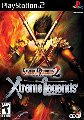 Samurai Warriors 2: Xtreme Legends - PlayStation (Warriors Legend)