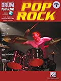 Pop Rock Vol. 1 Bk/Audio Online Drum Play-Along (Hal Leonard Drum Play-Along)