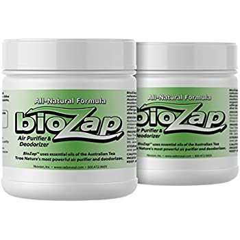 Amazon Com Biozap Air Purifier Amp Deodorizer 2 Pack 2 Lbs
