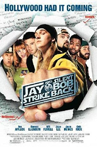 Pyramid America Jay and Silent Bob Strike Back Poster 24x36 inch