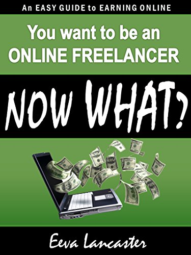 You want to be an Online Freelancer... Now What?: An Easy Guide to Earning Online (Now What? Series Book 2)