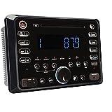 Magnadyne RV5090 AM/FM/CD/DVD/BT 120W Wall Mount Receiver with Remote Control