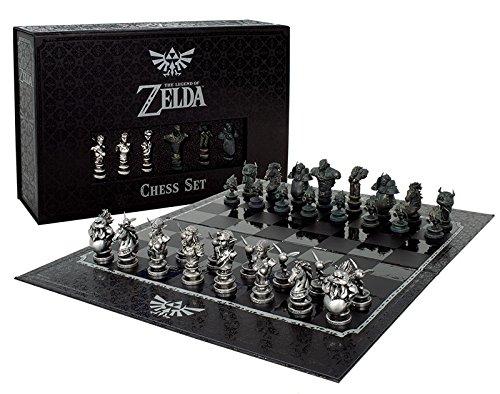 The Legend of Zelda Chess Set - Exclusive