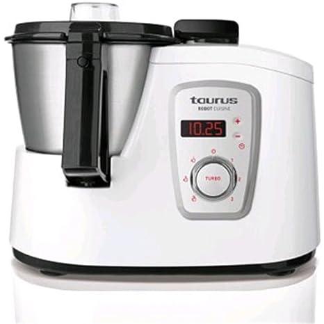 Great Taurus Robot Cuisine   Robot 925008 De Cocina Multifunción, Color Blanco