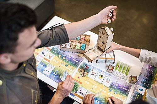 TowerRex Storage Organizer for Wingspan Storage for Wingspan Organizer Kit Token Box Card Insert