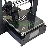 Impresora 3D – 220 x 220 x 4 mm Borosilicato placa de vidrio corte ...