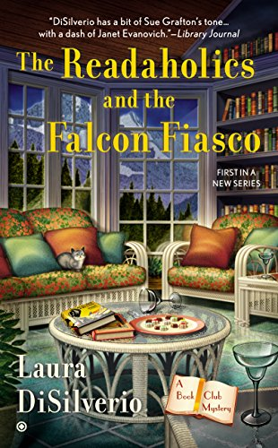 The Readaholics and the Falcon Fiasco (A Book Club Mystery 1)